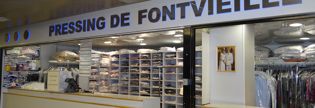 Centre Commercial Fontvieille